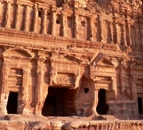 Tour 360° Petra Tombs of Kings