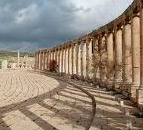 Tour 360° Owalne Forum Jerash