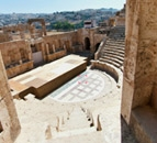 Tour 360° The North Theatre Jerash