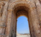Tour 360° Jarash Arc Adrien