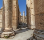 Tour 360° Jerash archeologic medina